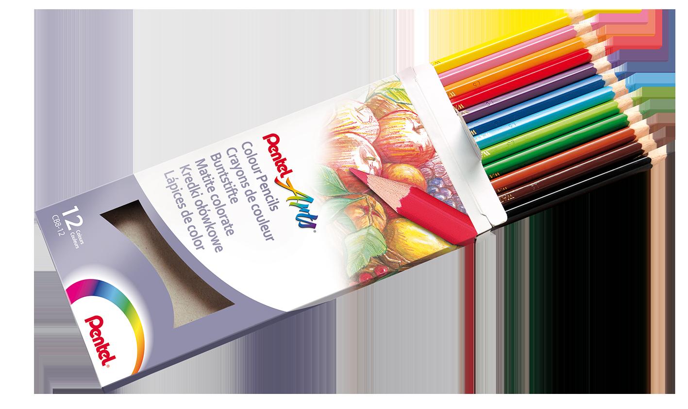 Colour Pencils 3