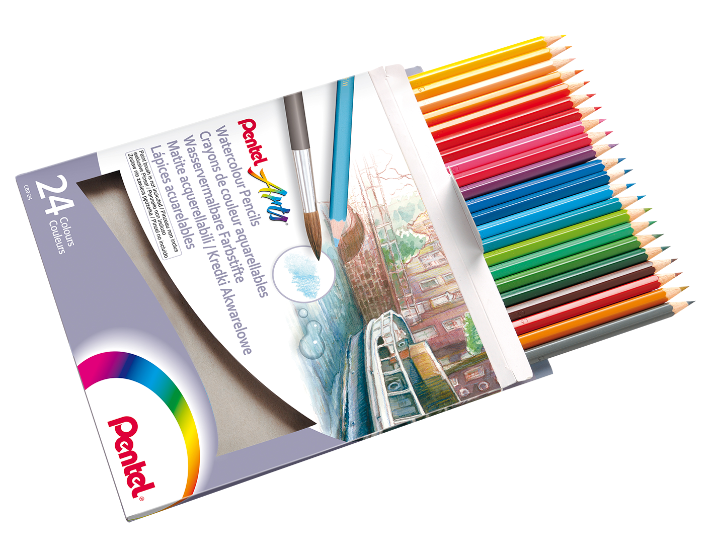 Watercolour Pencils 3