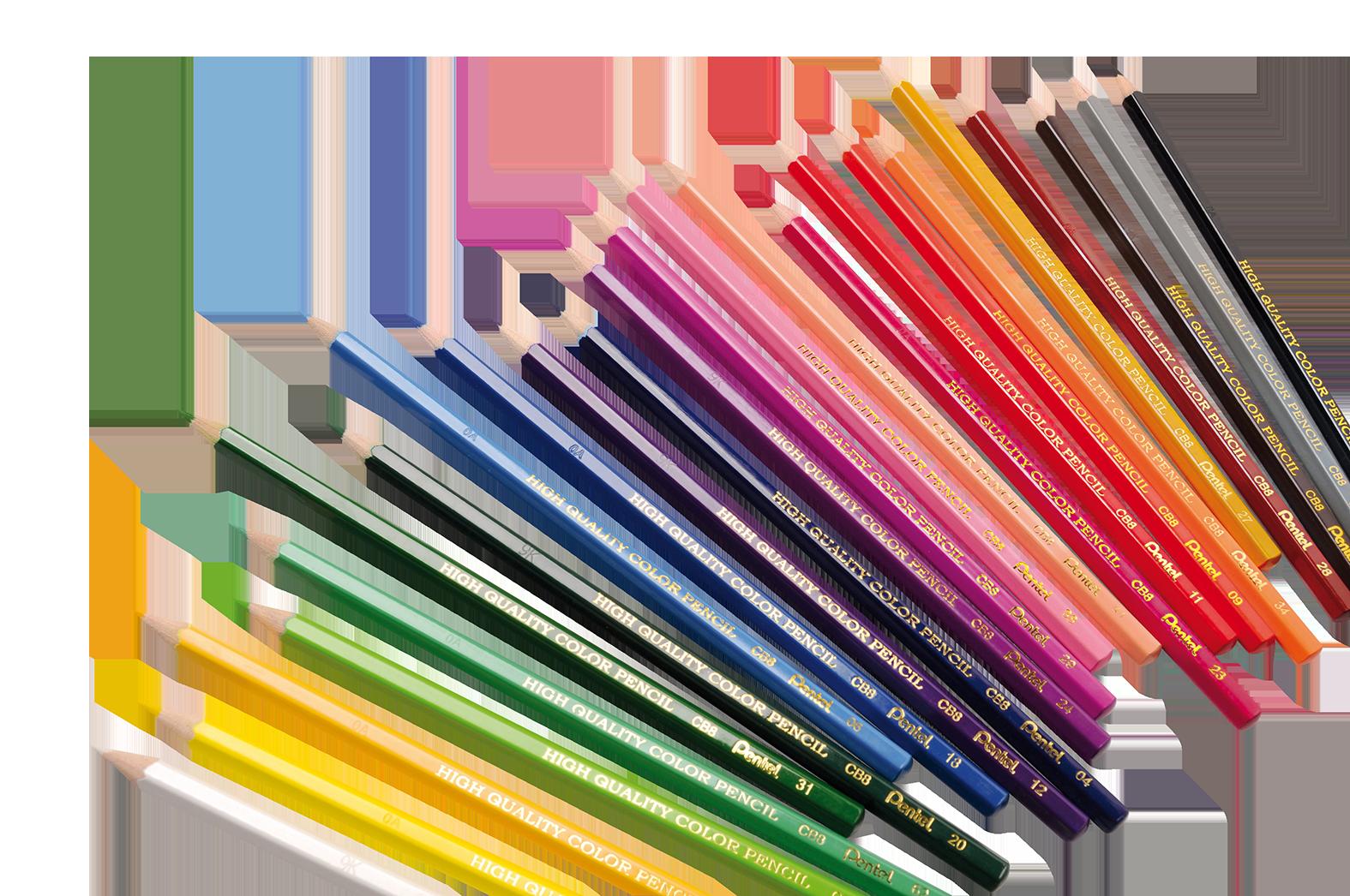 Colour Pencils 1